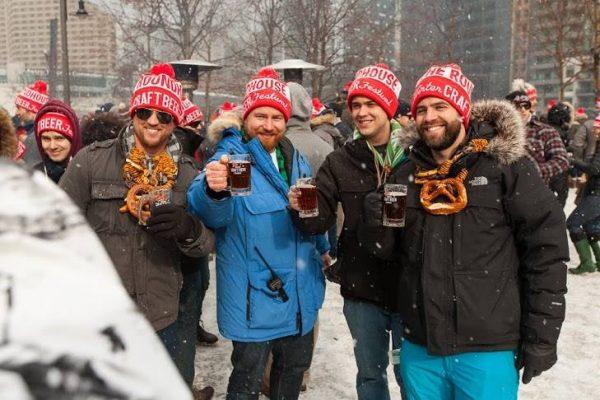 winter craft beer fest