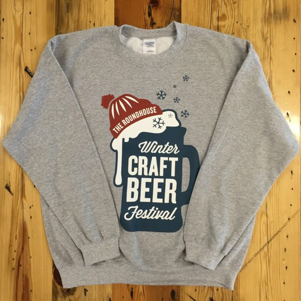 steam whistle sweater