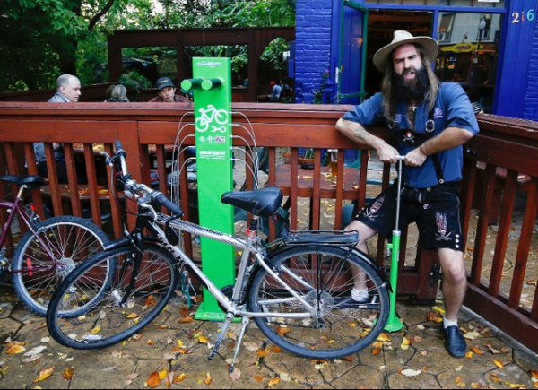 steam whistle bicycle